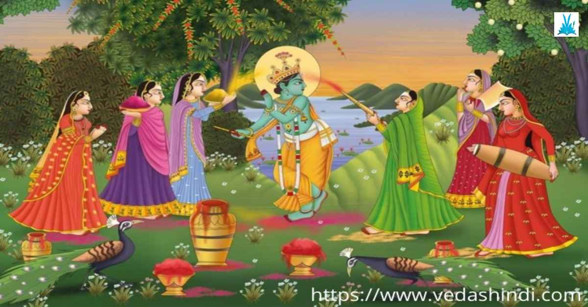 about holi in hindi